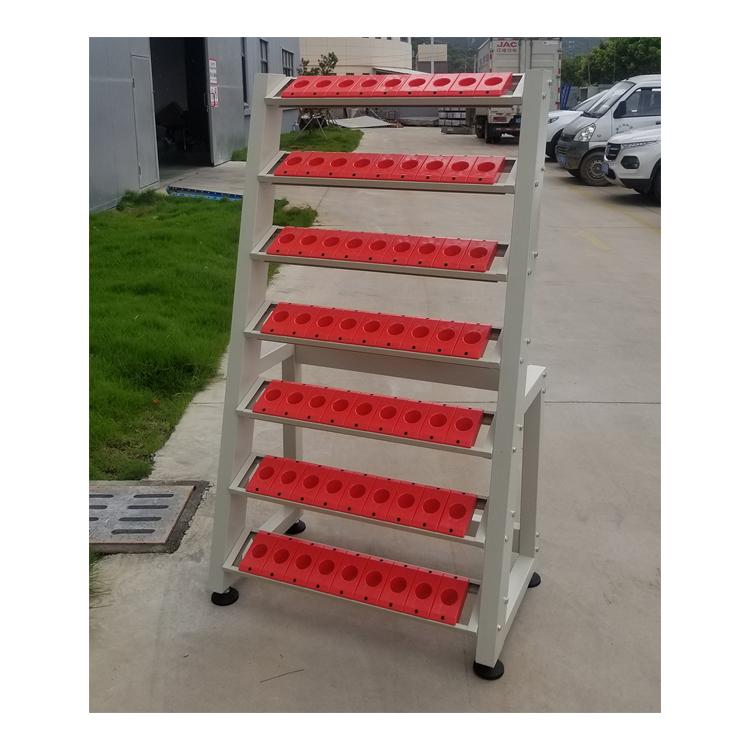 Double Side HSK Tool Holder CNC Storage Rack