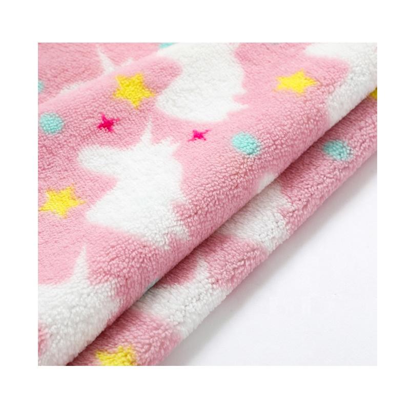100% полиэстер, высококачественный коралловый флис в Корейском стиле для одеял, флис