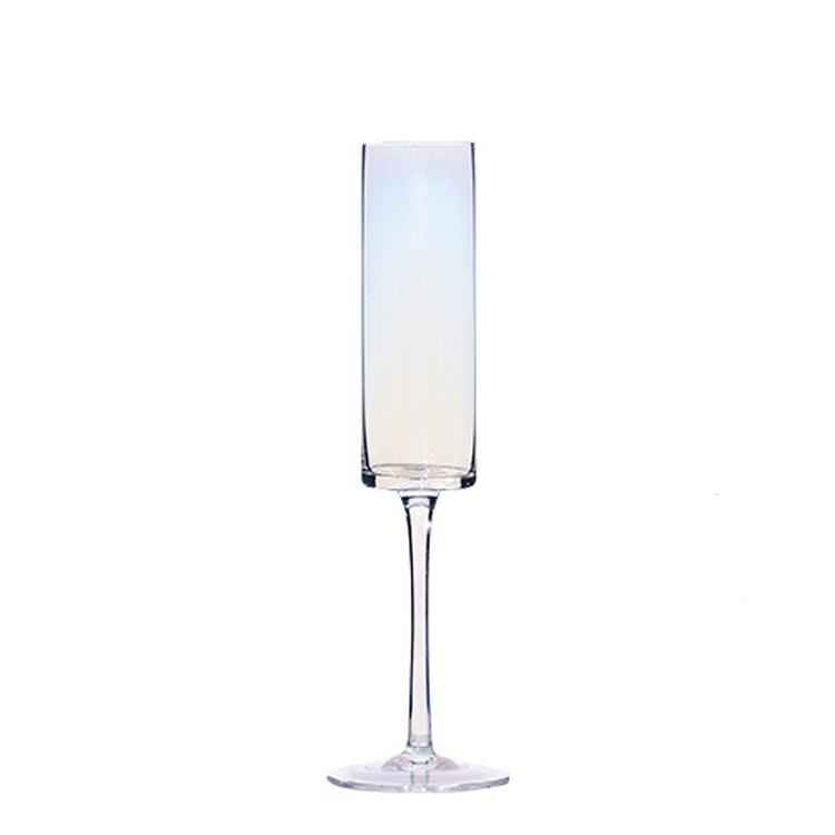 Хрустальный бокал для красного вина, бокал Golbet, разноцветный бокал для шампанского, креативный бокал для вина, сказочный подарок на день рождения, украшение для дома С украшением в виде кристаллов стекло в форме бокала с красным вином golbet Красочные