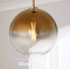 Gold size 30cm