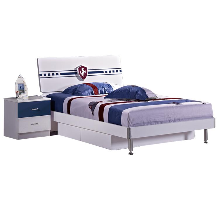 Hdf Board Child Arabic Boys Wood Cheap Bedroom Furniture - Buy