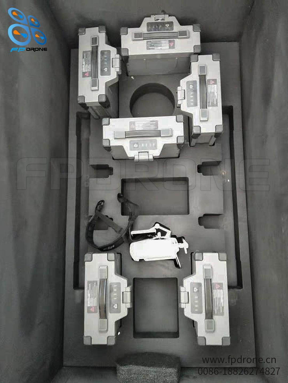 drone accessories T20 aluminum case  drone accessories T20 drone part