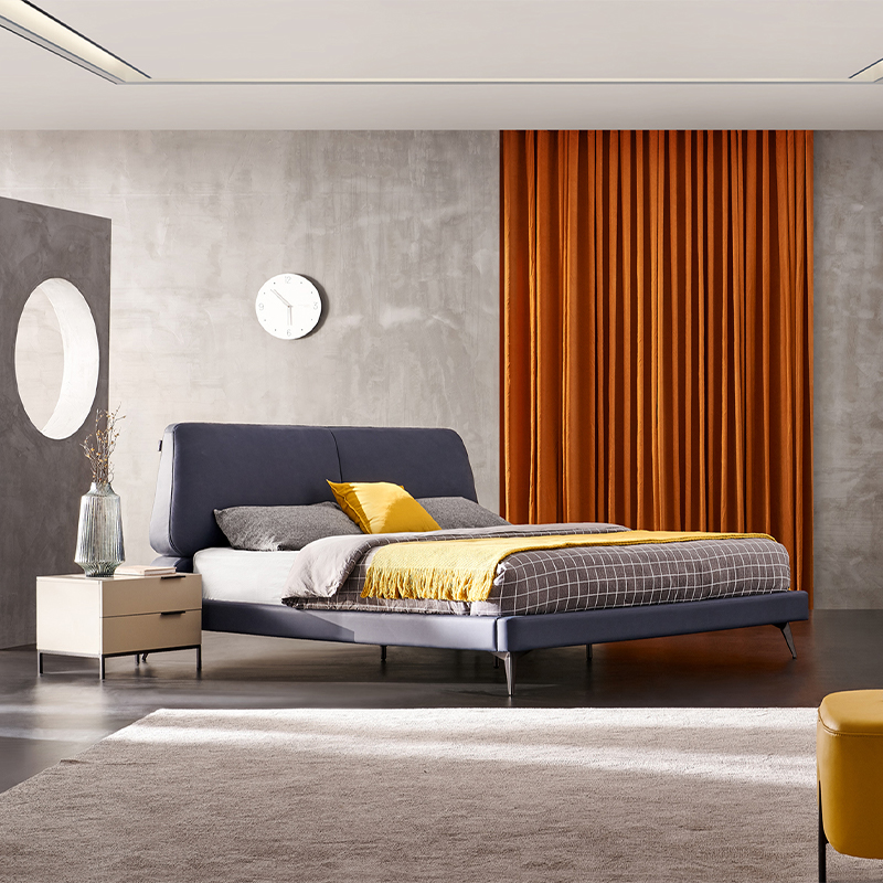 Cheap Genuine Leather Full Size Double Beds Bedroom Designs Buy Cheap Full Size Beds For Sale Latest Double Bed Designs Product On Alibaba Com