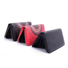 Ladies Purse Clutch Customize Clutch Purse OEM Custom Ladies Wallet Purse For Girl PU Leather Woman Clutch For Print
