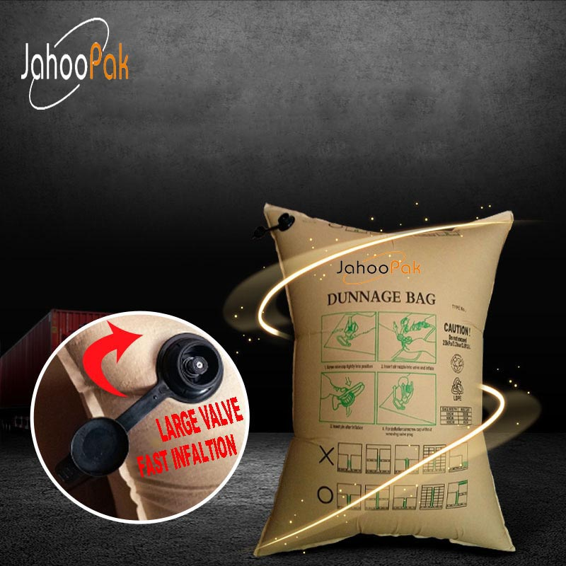 100 x 180cm Waterproof Woven Dunnage Bag for Shipping