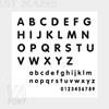 VA font