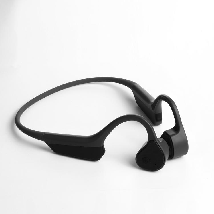 Pro 9 Bone Conduction Earphone Vibration Earbone Headphone Audifonos Ear Mic Bone Conducting Headset - idealBuds Earphone | idealBuds.net