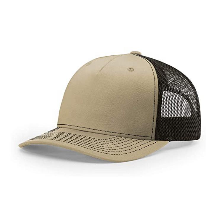 Индивидуальный Логотип Премиум Richardson стиль шляпы водителя грузовика, персонализированные кепки водителя грузовика, модель 112 бренд водителя грузовика Кепка