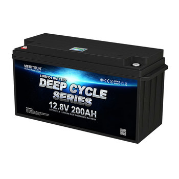 LCD Deep Cycle Lifepo4 Lithium ion Battery 12V 100Ah 150Ah 200Ah 300Ah Lihtium Battery for RV