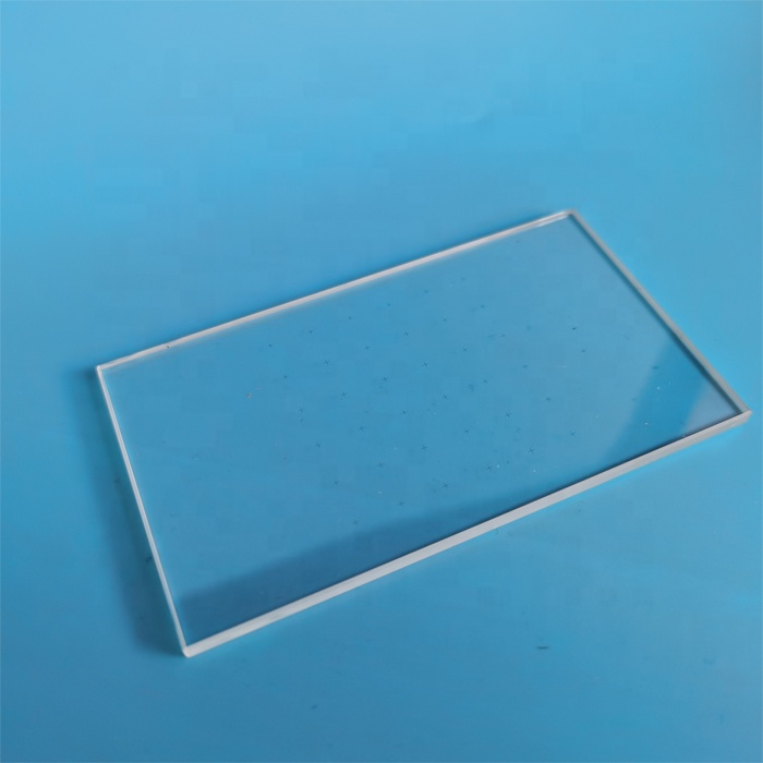 quartz glass sheet quartz glass disc
