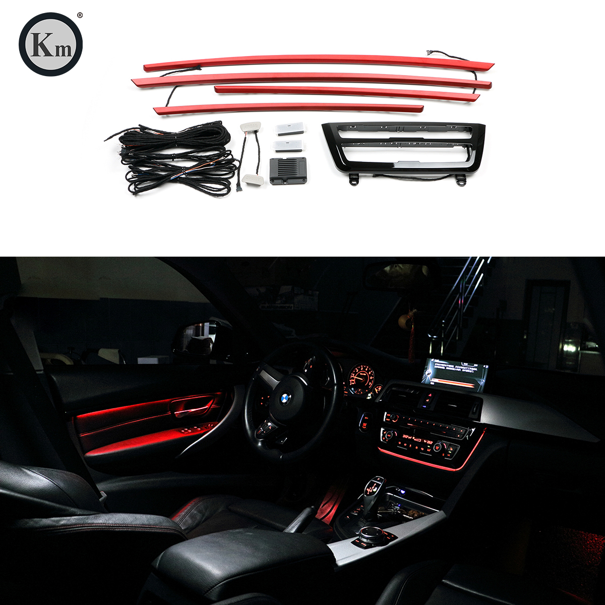 For Bmw F30 F35 3series 8 Colors Led Strips Air Atmosphere Interior Led Ambient Lighting Rgbw 2013 Up Buy For Bmw F30 F35 8 Colors Led Strips 2014 2015 2016 2017 For Bmw
