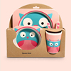 Owl Dinnerware Set