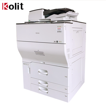 Remanufactured Used Copier Machine C8002 used photocopier copiers For Ricoh Sale Colored Printer