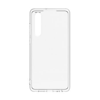 For HUAWEI P30 High Quality Cheap Price Mobile Phone case Full Cover Transparent TPU Phone Back Cover
