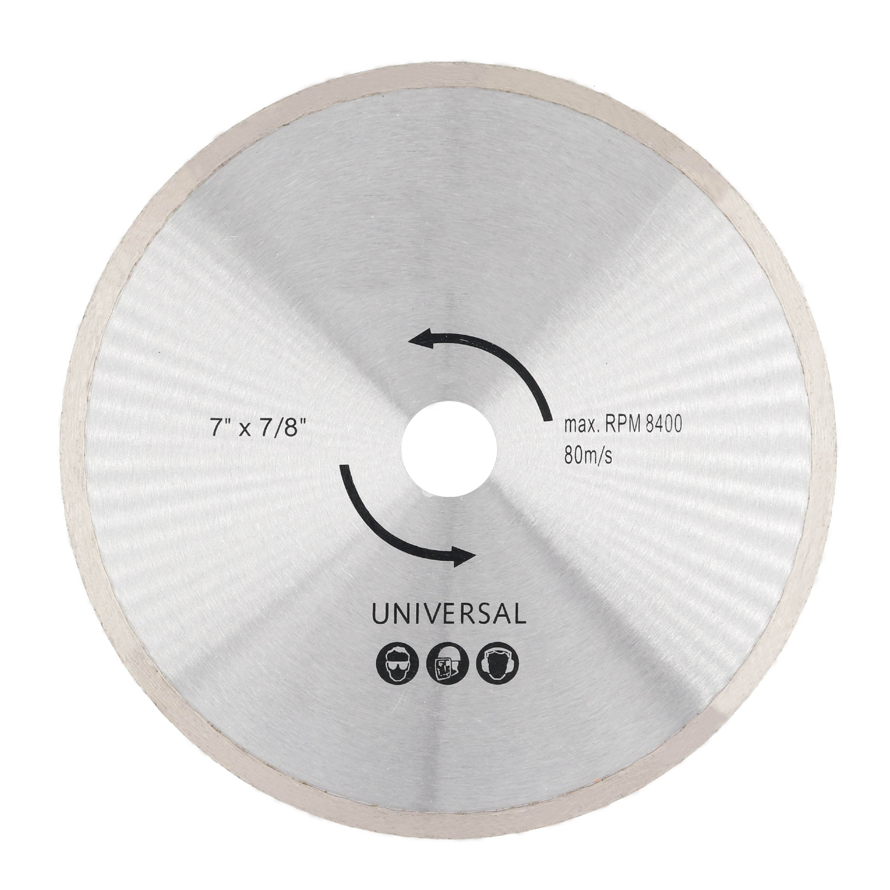 The New Listing For Pvc For Granite For Concrete Plated Blades Silent Diamond Saw Blade For Hard Stone