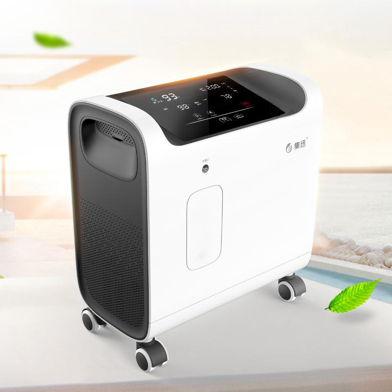 Shenzhen Good Quality Medical Equipment Oxigen Making Machine Portable Oxygen Generator For Oxygen Therapy
