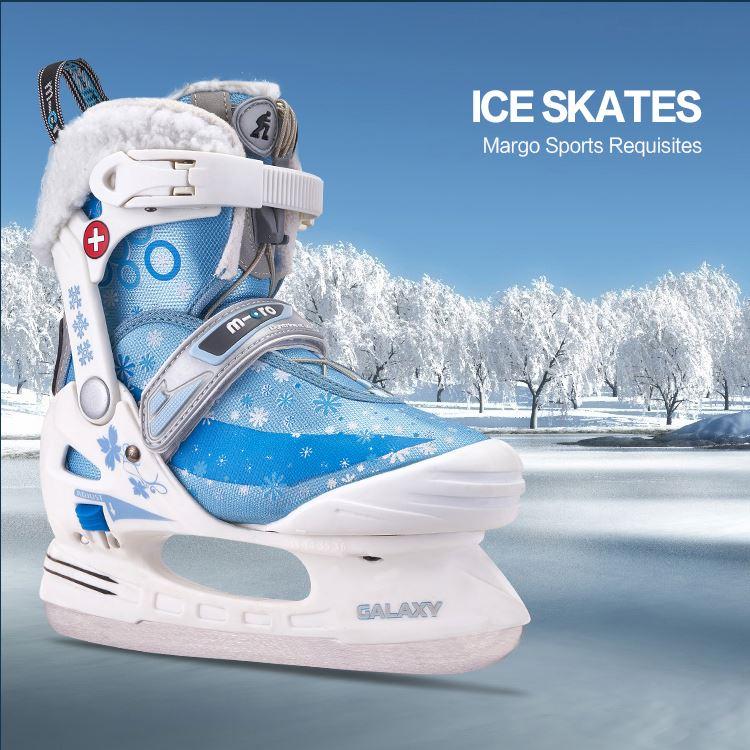 Высококачественные Профессиональные коньки для льда
