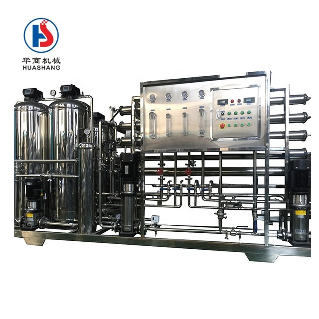 reverse osmosis water filter system fully automatic softner system