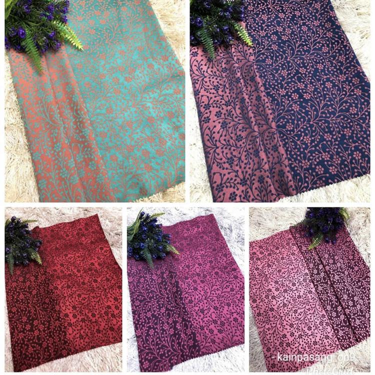 Southeast Asian national woman garment vietnam silk fabric Indian silk sari ribbon Sari fabric