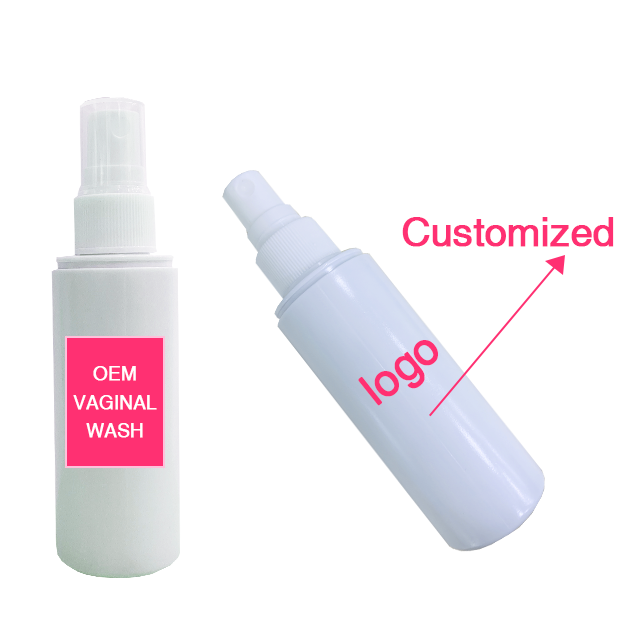 OEM private label 60ml foam vaginal wash Woman Care Solution Feminine yoni Wash
