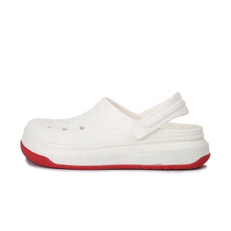 Сандалии мужские, плоская пляжная обувь, тапки, литература