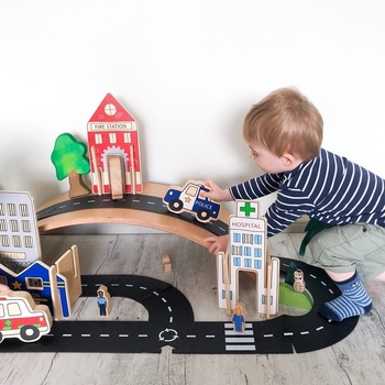 2020 Best China Track Train Set Toys Montessori Toys For Children Train With Track Play Railway Washable PVC Train Track Toy