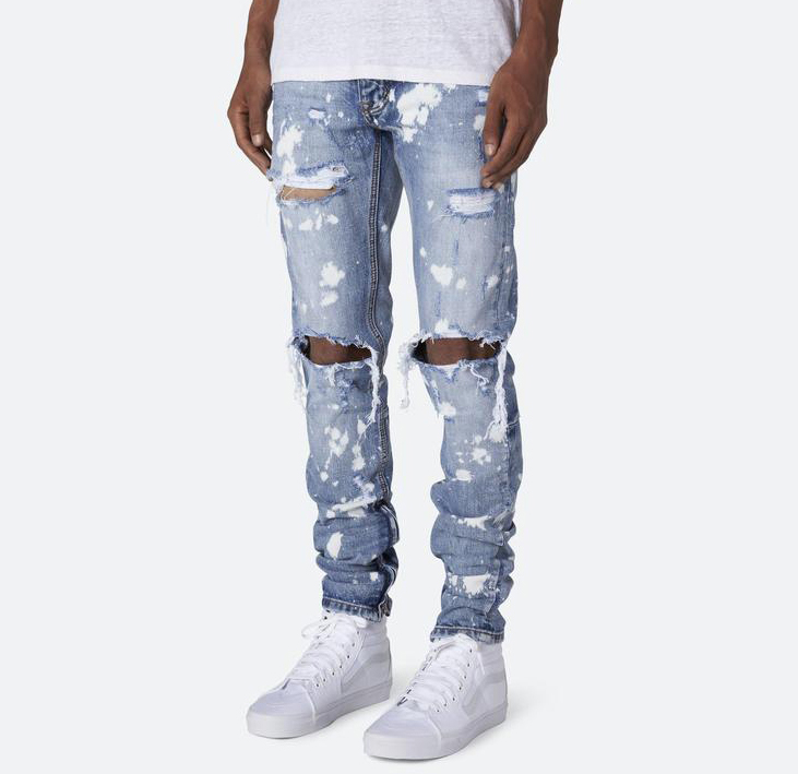 Nuevo Estilo Hip Hop Arranco Hombre Pantalones Vaqueros Slim Fit Urbana De Jean Denim Pintura Pantalones Vaqueros Buy Pantalones Vaqueros Para Hombre Pantalones Vaqueros De Hip Hop Pantalones Vaqueros De Mezclilla Urbana Ajustados