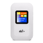 Sim Card EDUP New Arrival Unlocked Mifis 4G LTE Router 4G Mobile Hotspot With SIM Card Slot