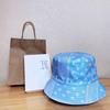 Light blue-hat