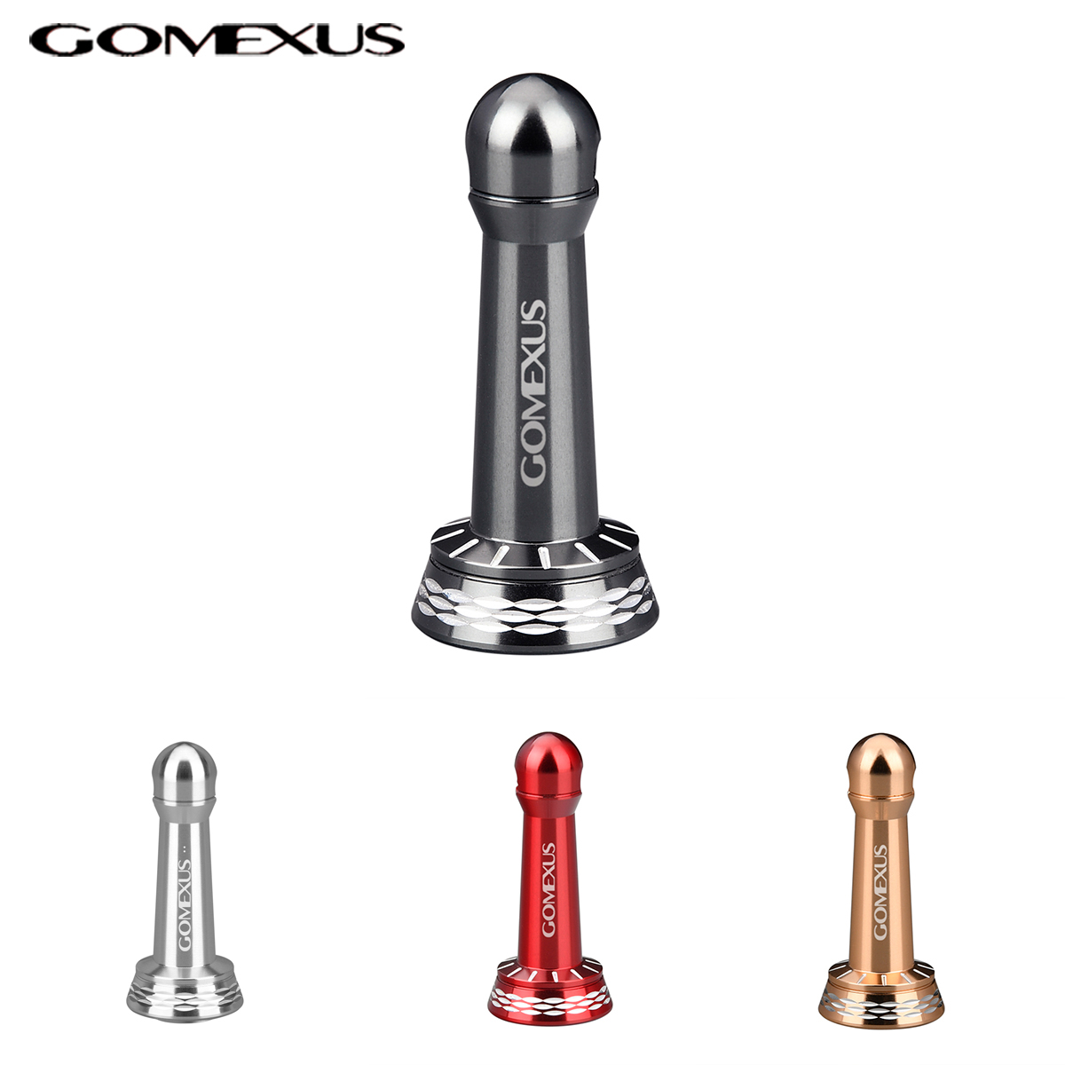 Gomexus Reel Stand For Daiwa Tatula LT Ballistic LT Spinning 1000-3000 42mm