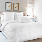 percale sateen satin stripe 200 250 300 tc cotton fabric for bedding