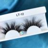 25 mm 3d mink eyelash:LT-12