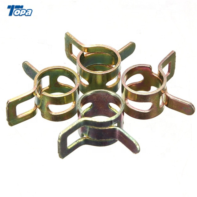 Ss Steel High Torque Radiator Hose Garden Hose Repair Connector With Awab Hose Clamps Manufacturer 65-89 316  Kit Without Screw