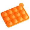 Orange 12 Cavities