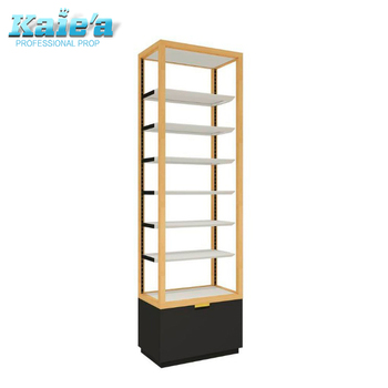 Custom made garment shop furniture clothes store product display metal stand