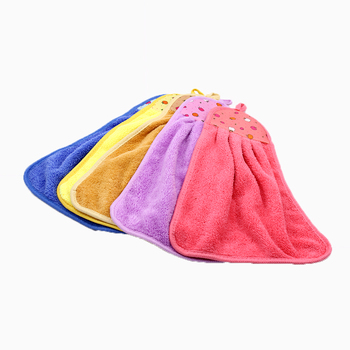 Wholesale hot sell cheap kitchen towels hand towels super soft fast dry
