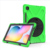 "2020 New Wholesale Silicone 360 Fold Stand Hand Shoulder Strap Pencil Tablet Case For Samsung Galaxy Tab S6 Lite 10.4"" P610 P615"