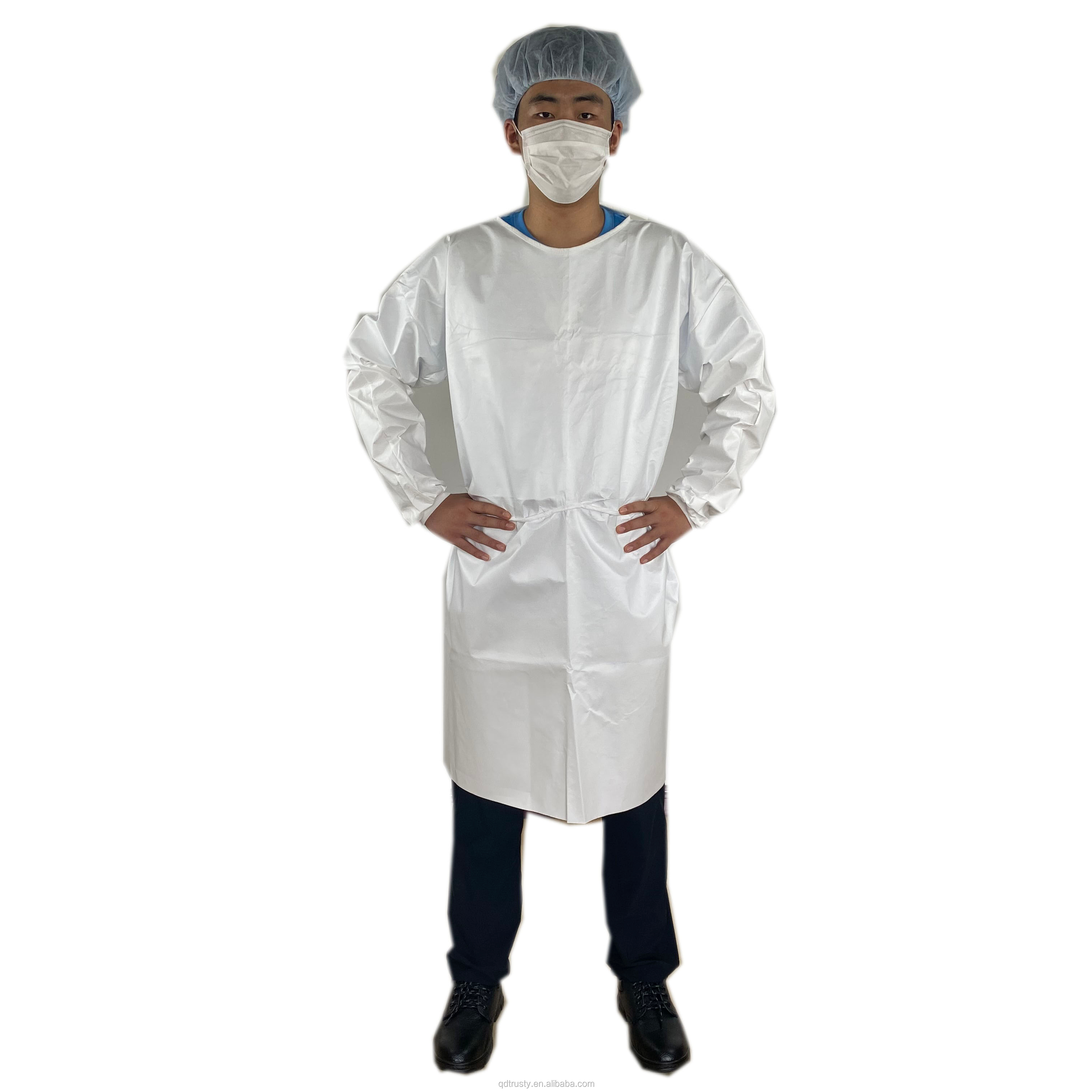 Isolation Gown hospital isolation gown SMS isolation gown - KingCare | KingCare.net