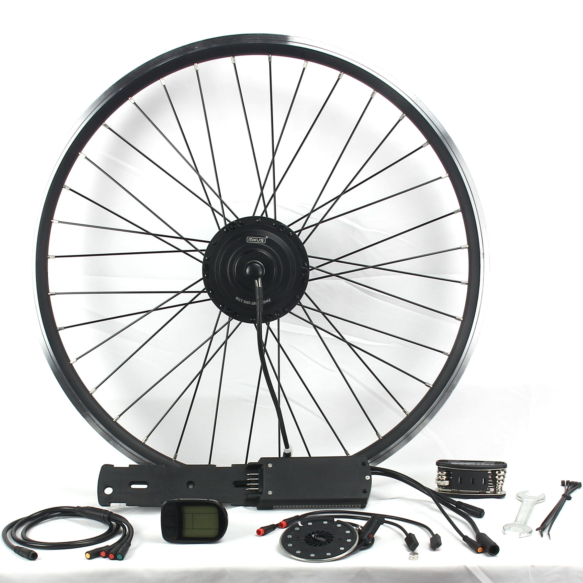 Профессиональный заводской комплект для преобразования электродвигателя велосипеда, сделано в Китае, низкая цена