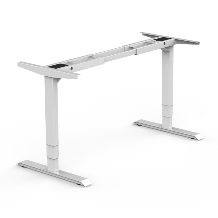 Регулируемый Электрический стол расширяемая высота сидячий стенд Рабочий стол рама оборудование