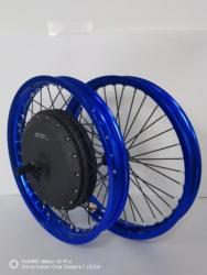 72v 8000w Комплект 72v 8000w бесщеточный Электрический велосипед Мотор Комплект 72v 8000w 3,5 T 5T высокий крутящий момент быстрая скорость грязь Электрический велосипед