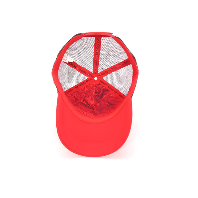 6 panel mesh trucker hats oversized summer hats trucker caps sport caps
