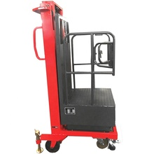 5.5 m ความสูงยก Self-Propelled ORDER Picker