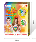 Diy Kids New Design Art Supplies DIY Tie Dye T-shirts Tie Dye Kit For Kids