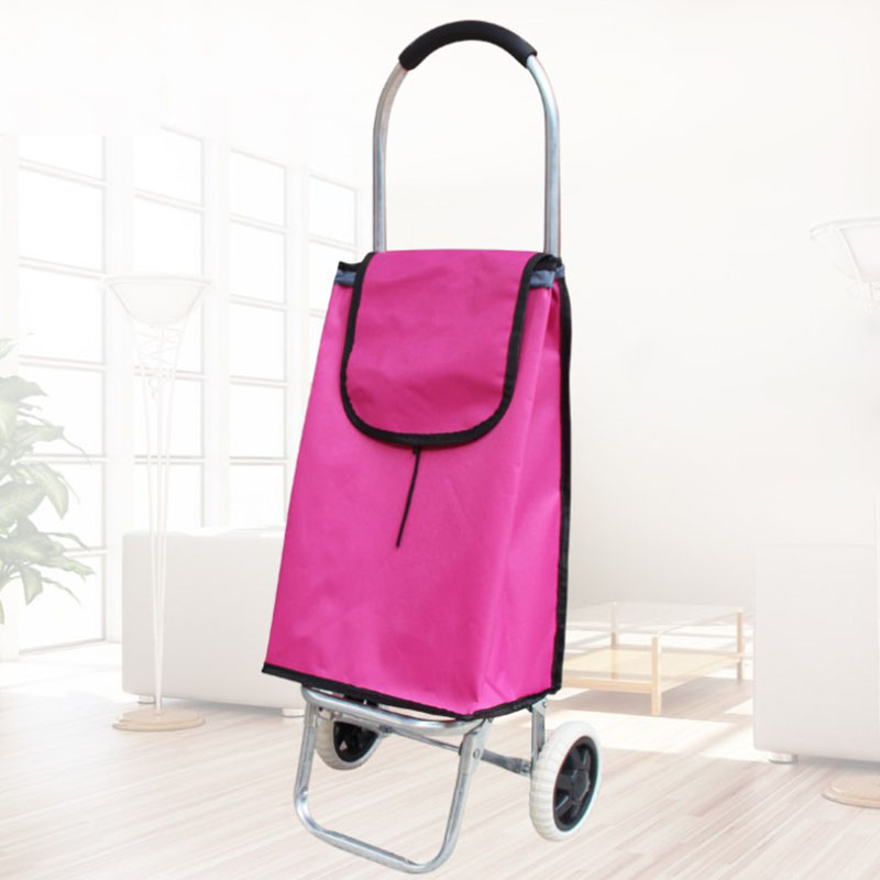 Тележка для багажа в отеле