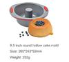 9.5 pouces creux rond moule à cake