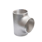 Pipe Fitting ASME B16.9 Carbon Steel Stainless Steel Reducer or Equal Tee