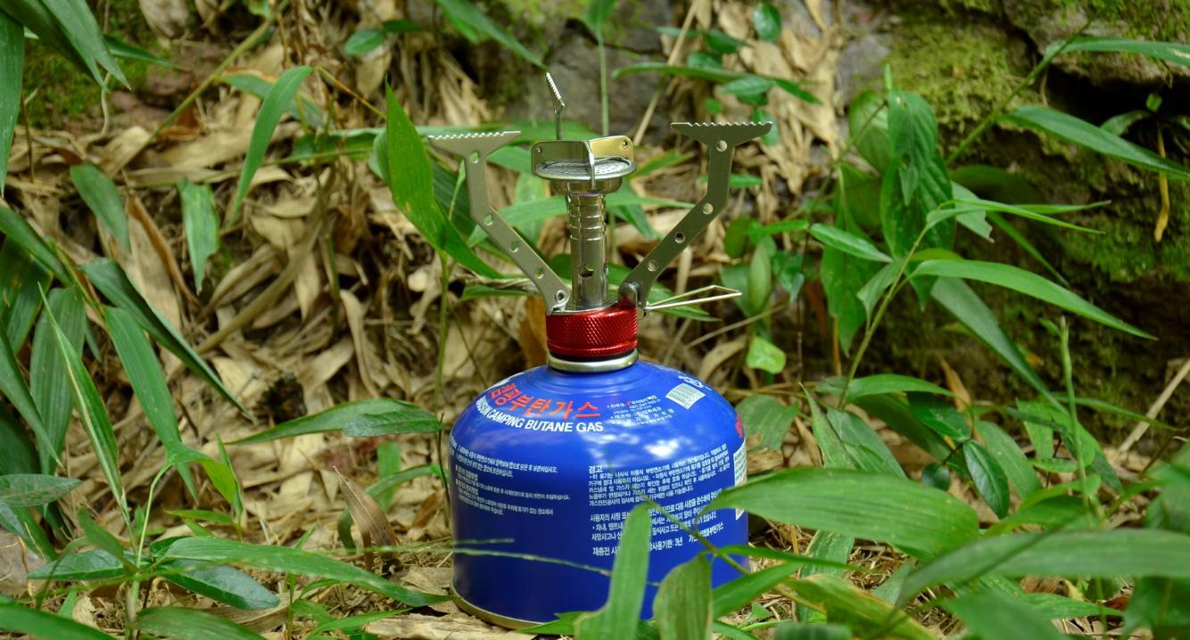Bulin BL100-B2 portable stove camping hiking gas cooker camping wood tent