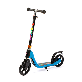 Cheap price kick durable 2 wheels kids dirt scooter