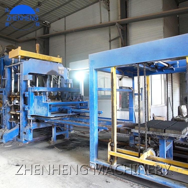 High quality cheap price concrete block machine sale south africa brick making machine